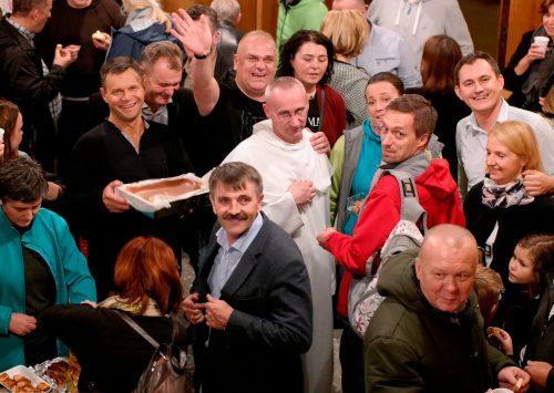 Uwaga spotkanie służb pielgrzymkowych