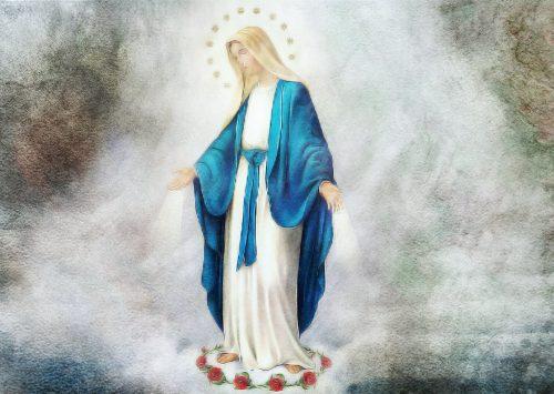 Zapraszamy na Uroczystość Niepokalanego Poczęcia  – 8 grudnia 2017r.