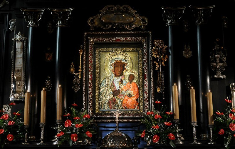 Ustanowienie Diecezjalnego Sanktuarium Jasnogórskiej Matki Życia