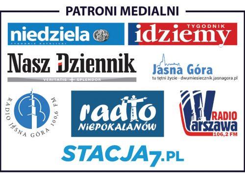 307 WARSZAWSKA PIELGRZYMKA PIESZA W MEDIACH