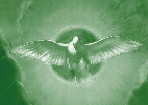 Duch Święty – Pocieszyciel  wszystkiego was nauczy.